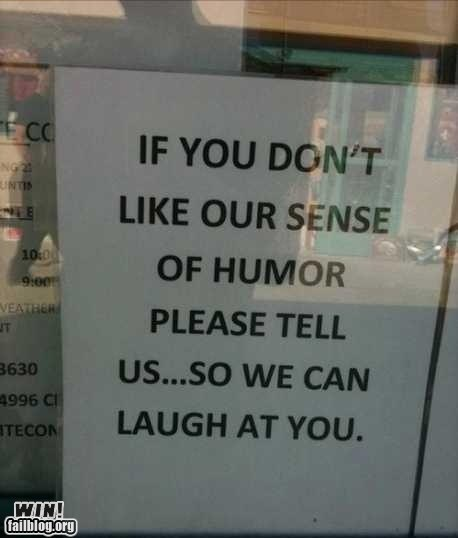 business,clever,customer service,sign