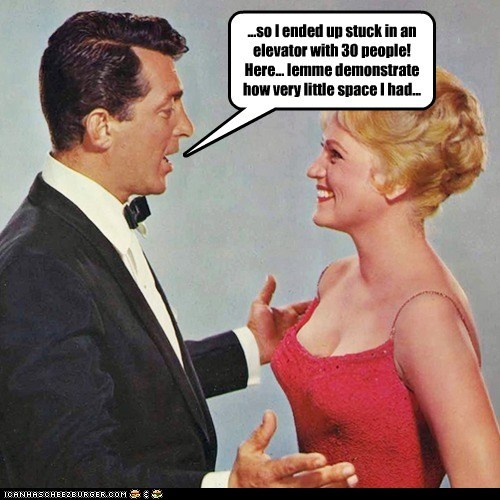 blonde dean martin pick-up line singing woman - 6379469568