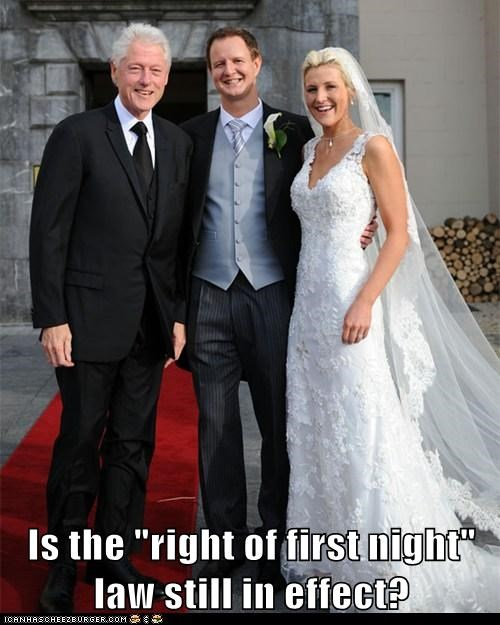 bill clinton,democrats,political pictures,wedding