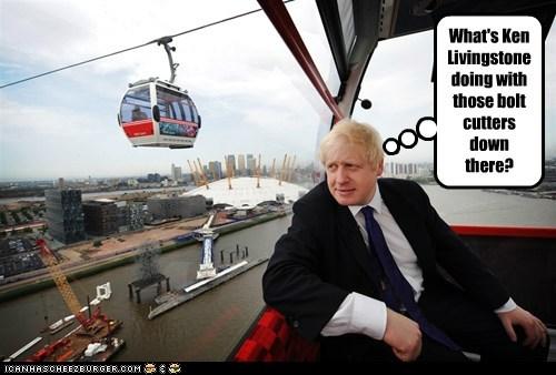 boris johnson ken kivingstone London political pictures - 6380347904