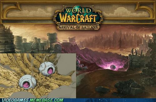 dragonball goku saiyans the internets world of warcraft - 6380363264