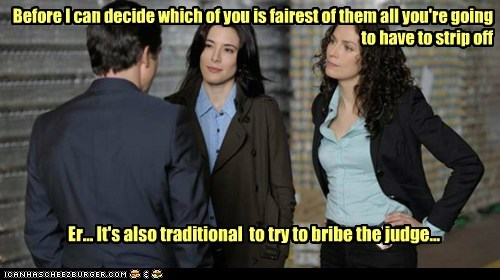 fairest h-g-wells jaime murray joanne kelley myka berring rules strip tradition warehouse 13