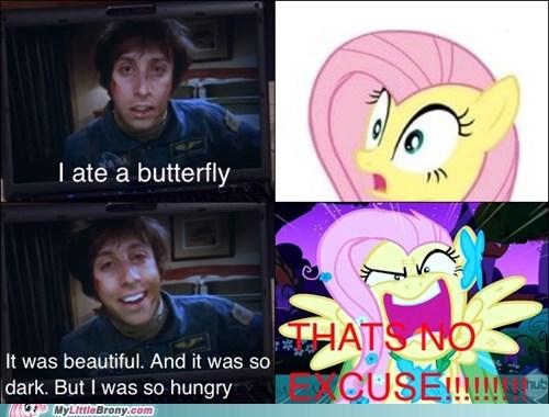 butterfly comic comics fluttershy nasa - 6381529856