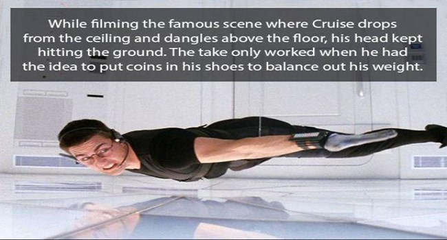crazy hilarious lolz Tom Cruise facts lol cheezcake weird true facts mission impossible - 6381573