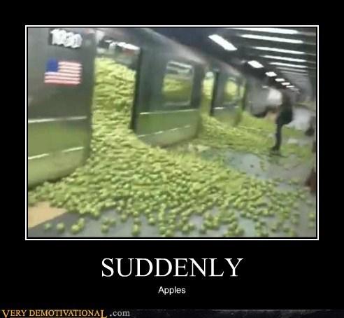 SUDDENLY Apples