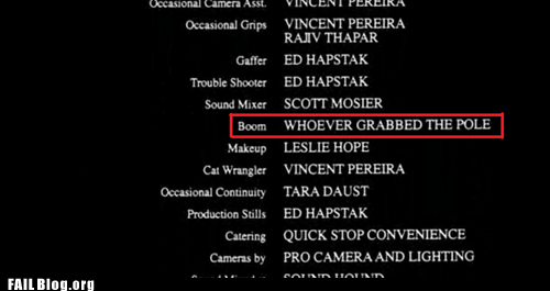 boom,credits,Movie