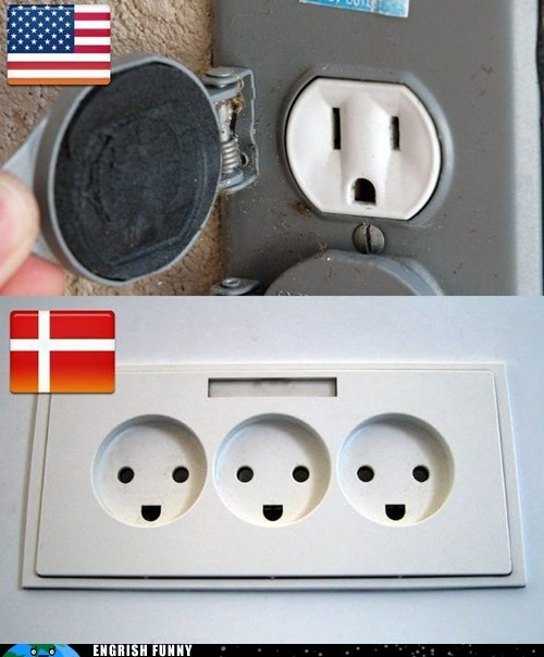 Everything's Happier in Denmark