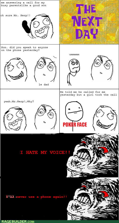 poker face Rage Comics raisin rage voice - 6382031104