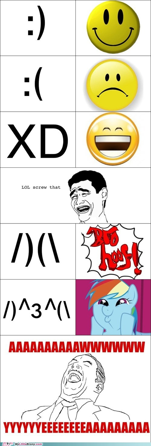 awww yeah brohoof Bronies emoticons the internet the internets - 6382077184