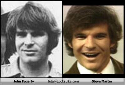 actor,celeb,funny,john fogerty,Music,Steve Martin,TLL