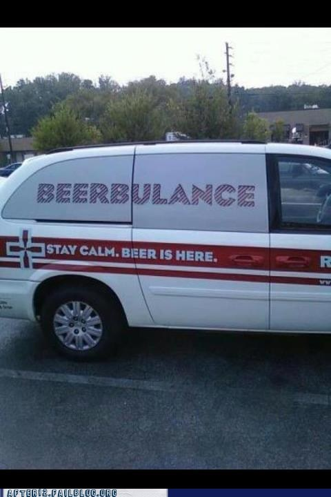 beer ambulance,beer delivery,beerbulance,Hall of Fame