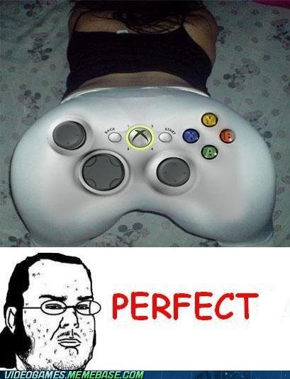 gamer Hardcore Gamerz i know how to use that perfect xbox controller - 6382486784
