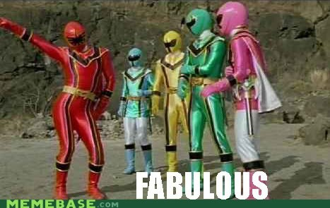 fabulous,gay stuff,power rangers