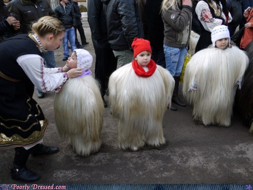 costume fuzzy lol norway traditional yeti - 6382670592