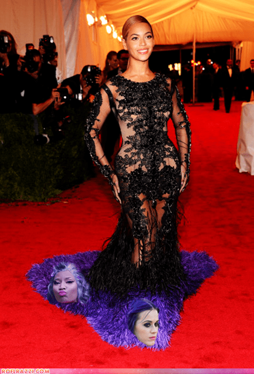 beyoncé,celeb,fashion,funny,katy perry,Music,nicki minaj,shoop