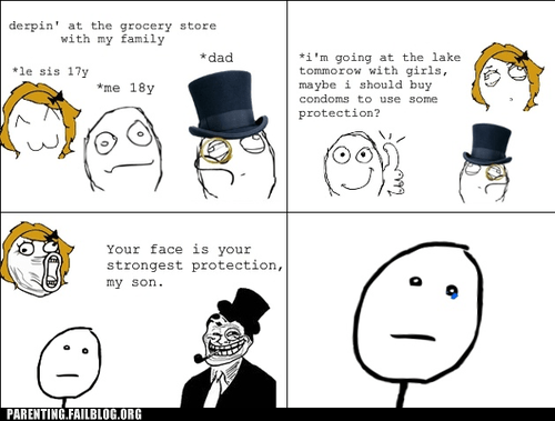 condoms,protection,Rage Comics