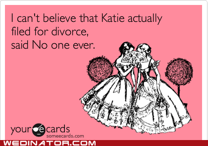 celeb divorce funny wedding photos Hall of Fame katie holmes tome cruise - 6382934784