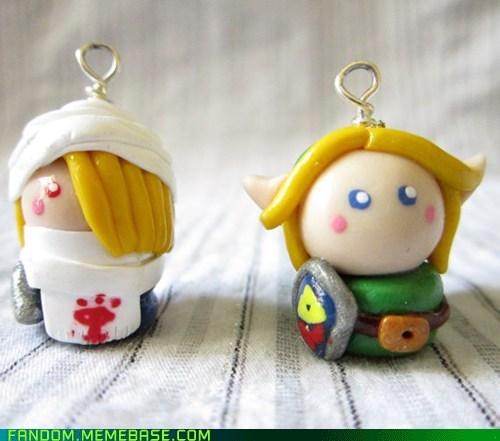 accessories Fan Art legend of zelda video games - 6382968576
