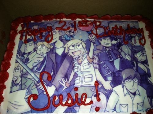 Ashley Morgan cake Fan Art silent hill video games - 6383198464