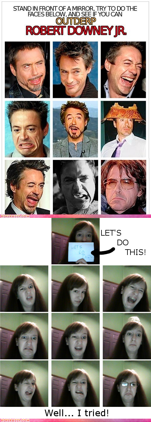 actor celeb derp funny robert downey jr - 6383535104