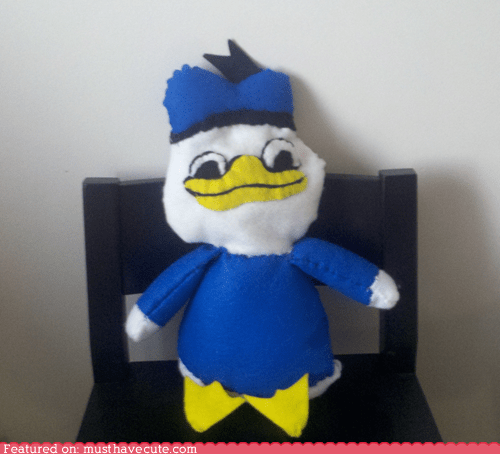 dolan felt handmade naughty Plush toy - 6383700480