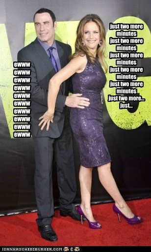 actor celeb funny john travolta kelly preston - 6384082432