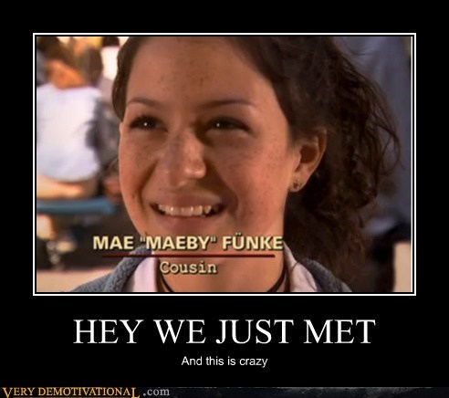 arrested development carly rae jepsen hilarious maeby - 6384306176