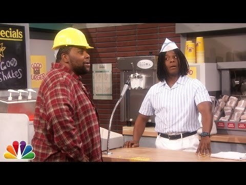 kel mitchell good burger jimmy fallon skit reunion Tonight Show keenan thompson all that