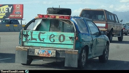 car fail car fix el geo geo geo metro - 6384883712