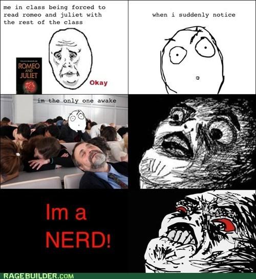 nerd or mod Rage Comics raisin rage truancy story - 6385146624