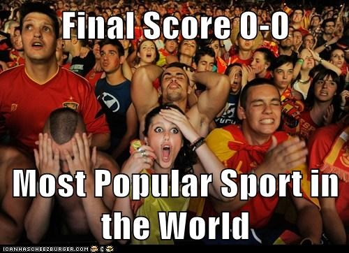 political pictures soccer Spain