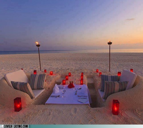 beach,cadles,clever,couches,sand,table