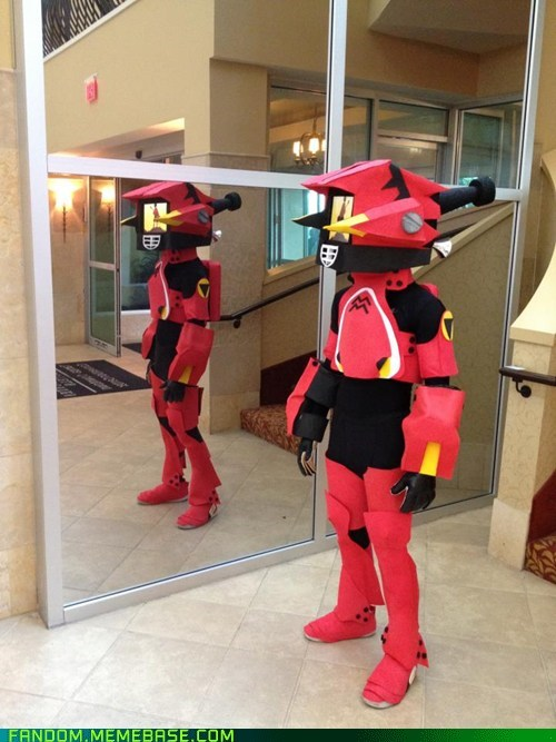 anime cosplay FLCL fooly cooly kanti - 6386130176