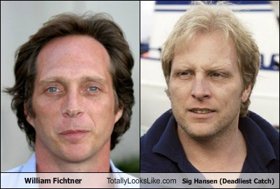 William Fichtner Totally Looks Like Sig Hansen Deadliest