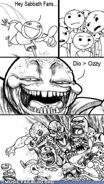 black sabbath dio metal Ozzy Osbourne sabbath troll