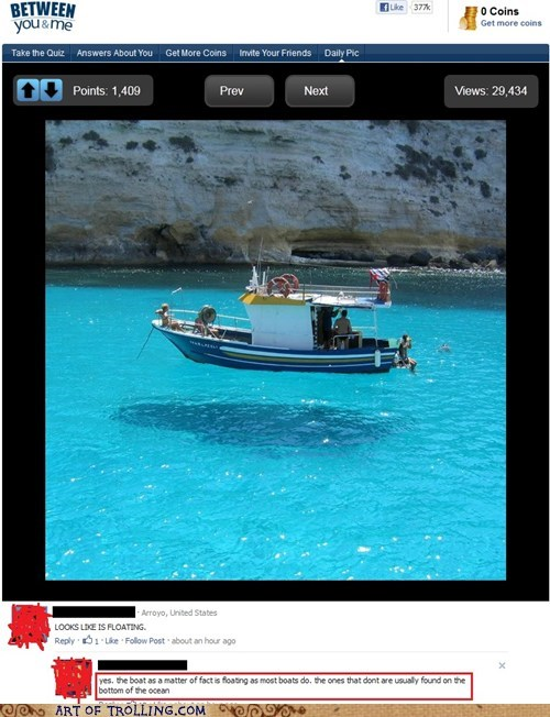 boat dumb facebook float - 6387721728