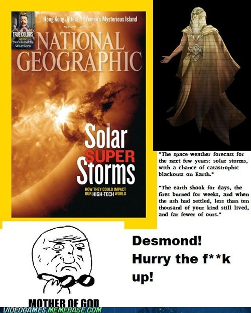 assassins creed desmond IRL solar storm the first civilization - 6388256512