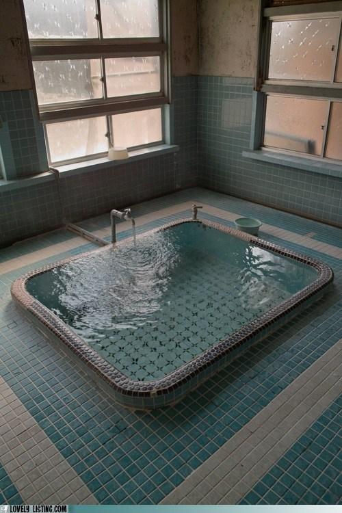 bath bathroom tile tub water - 6388930560
