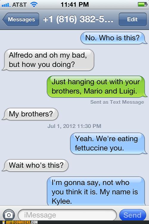 fettuccine,fettucini,iPhones,luigi,mario,Super Mario bros