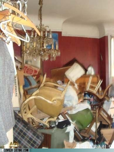 awful chairs mess pile - 6389505024