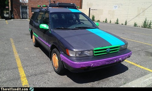 bozeman,custom paint job,duct tape,Montana,paint job