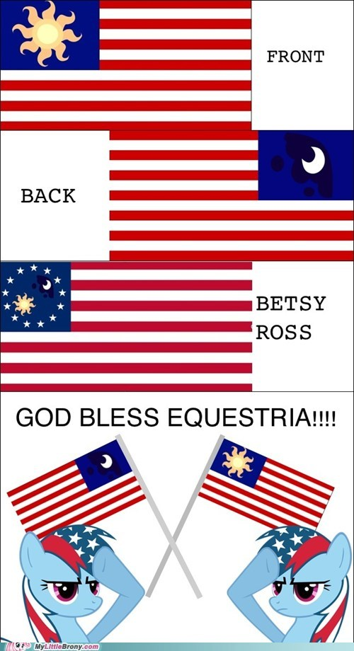 4th of july equestria holiday independence day IRL - 6390411008