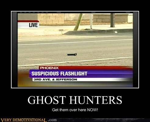 flashlight ghost hunters hilarious phoenix wtf - 6390461440