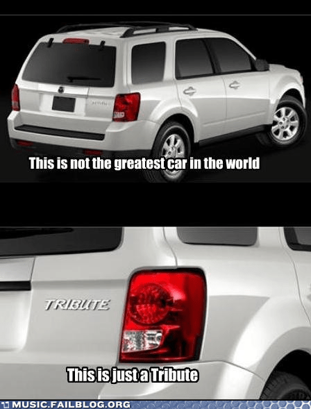 car,pun,tenacious d,tribute