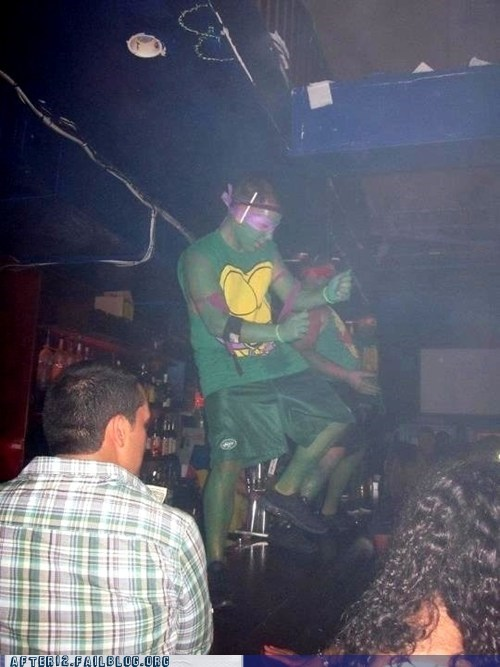 bar dancing teenage mutant ninja turt teenage mutant ninja turtles TMNT - 6390596352