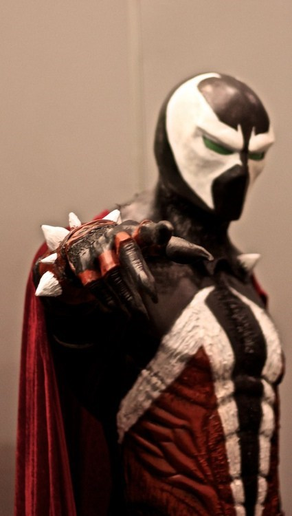 comics,cosplay,movies,Spawn