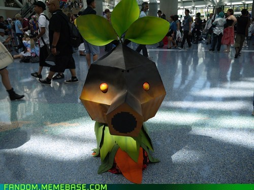 cosplay deku scrub legend of zelda video games - 6390843136