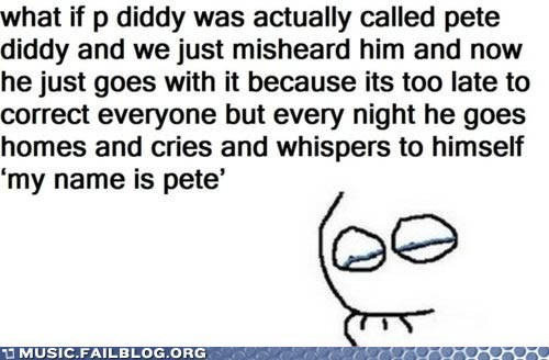P Diddy pete Puff Daddy - 6391033856