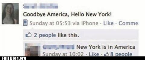 america,facebook,new york