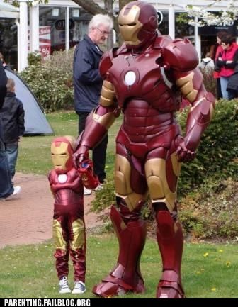 childrens-costumes costume iron man - 6391311616
